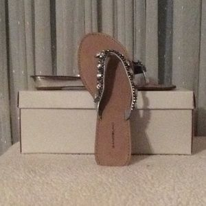 Glittering Sandals